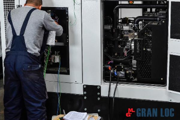 Entenda mais sobre a manutenção de gerador a diesel